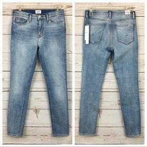 NWT Hudson Natalie High Rise Skinny Jeans